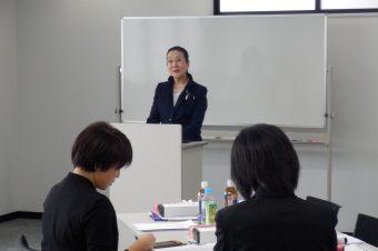 第4回「ビジネスマナー・インストラクター研究会」開催!!