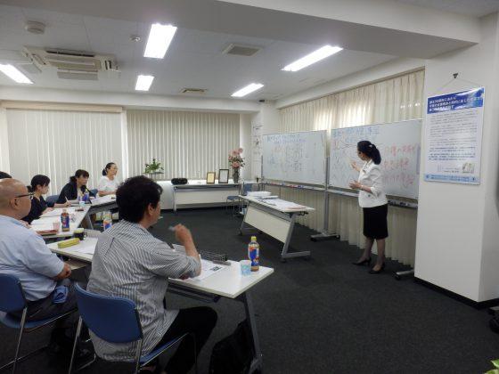 「植田亜津子のコーチングセミナー」を開催致しました