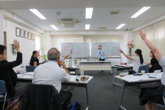 「植田亜津子のコーチングセミナー」を開催致しました。